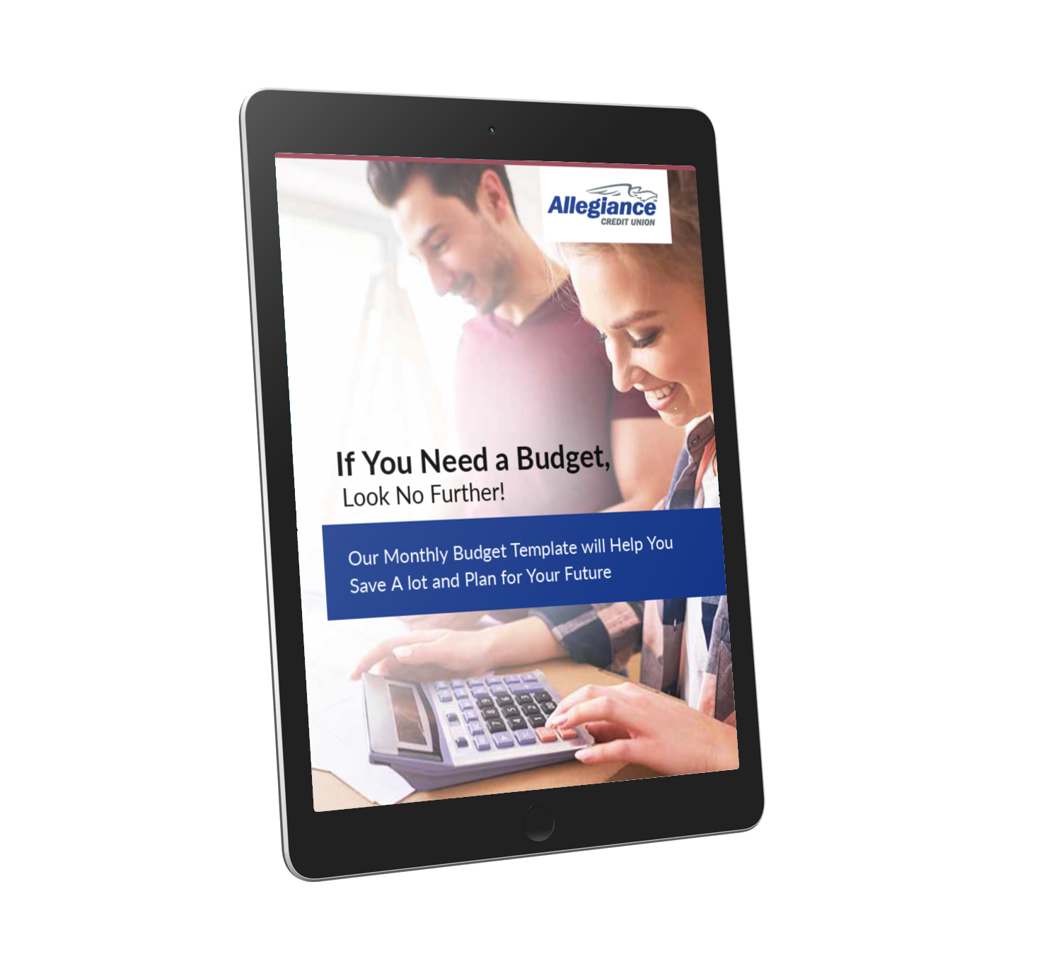 Budgeting eBook Cover Photo
