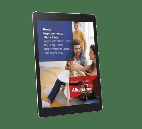 allegiance home improvement ebook cover